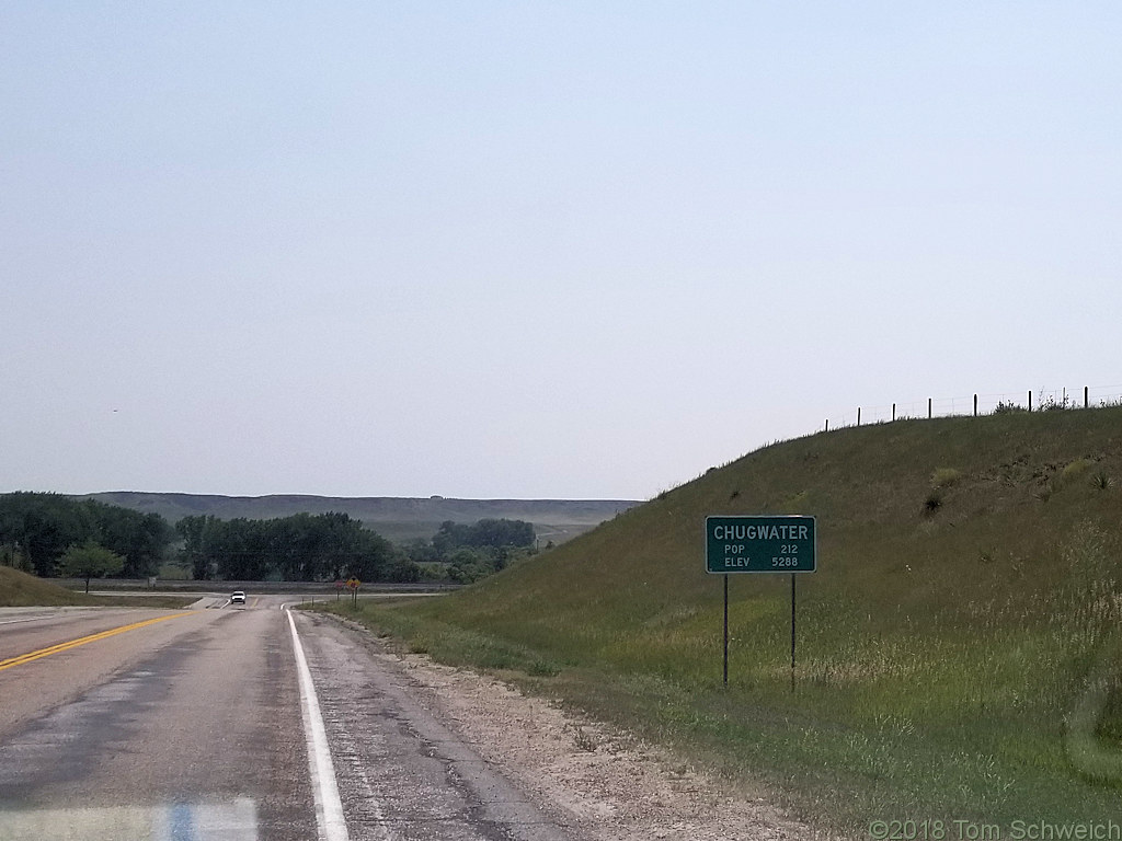 Wyoming, Platte County, Chugwater