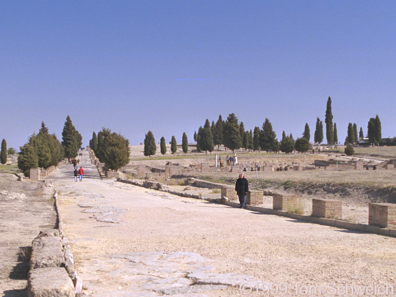 General View of Italica.