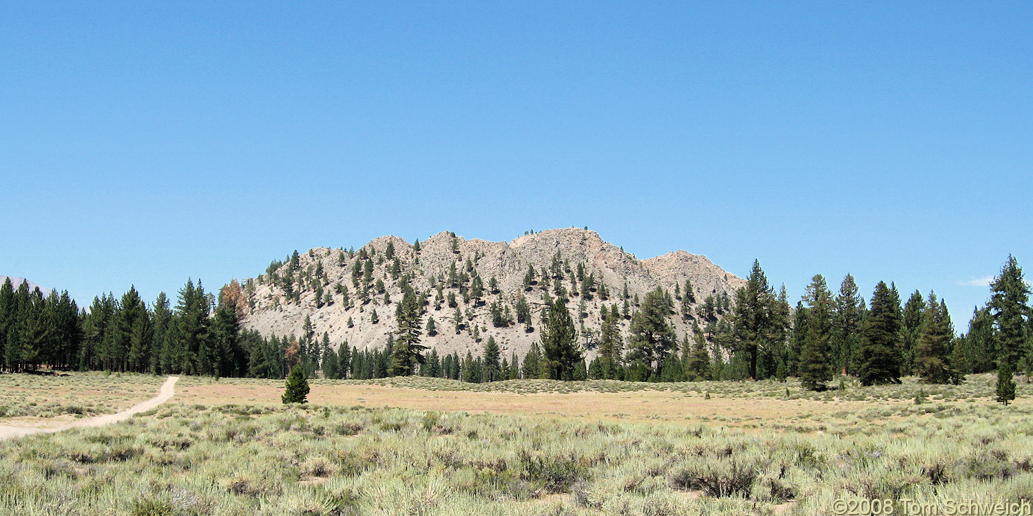 Californa, Mono County, Wilson Butte