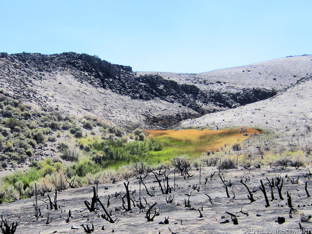 California, Mono County, Indian Spring
