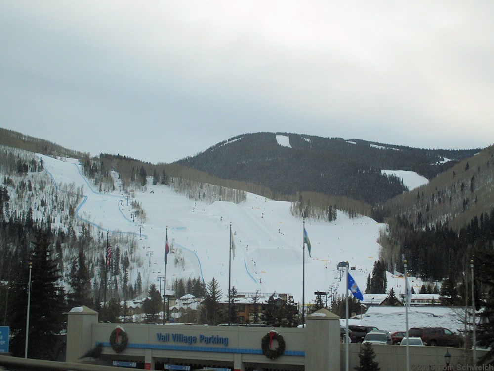 Colorado, Eagle County, Vail