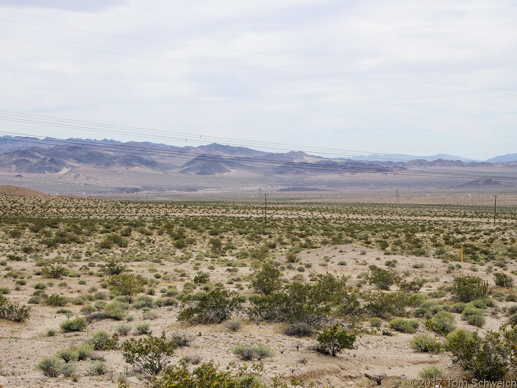 California, San Bernardino County, Mojave Valley