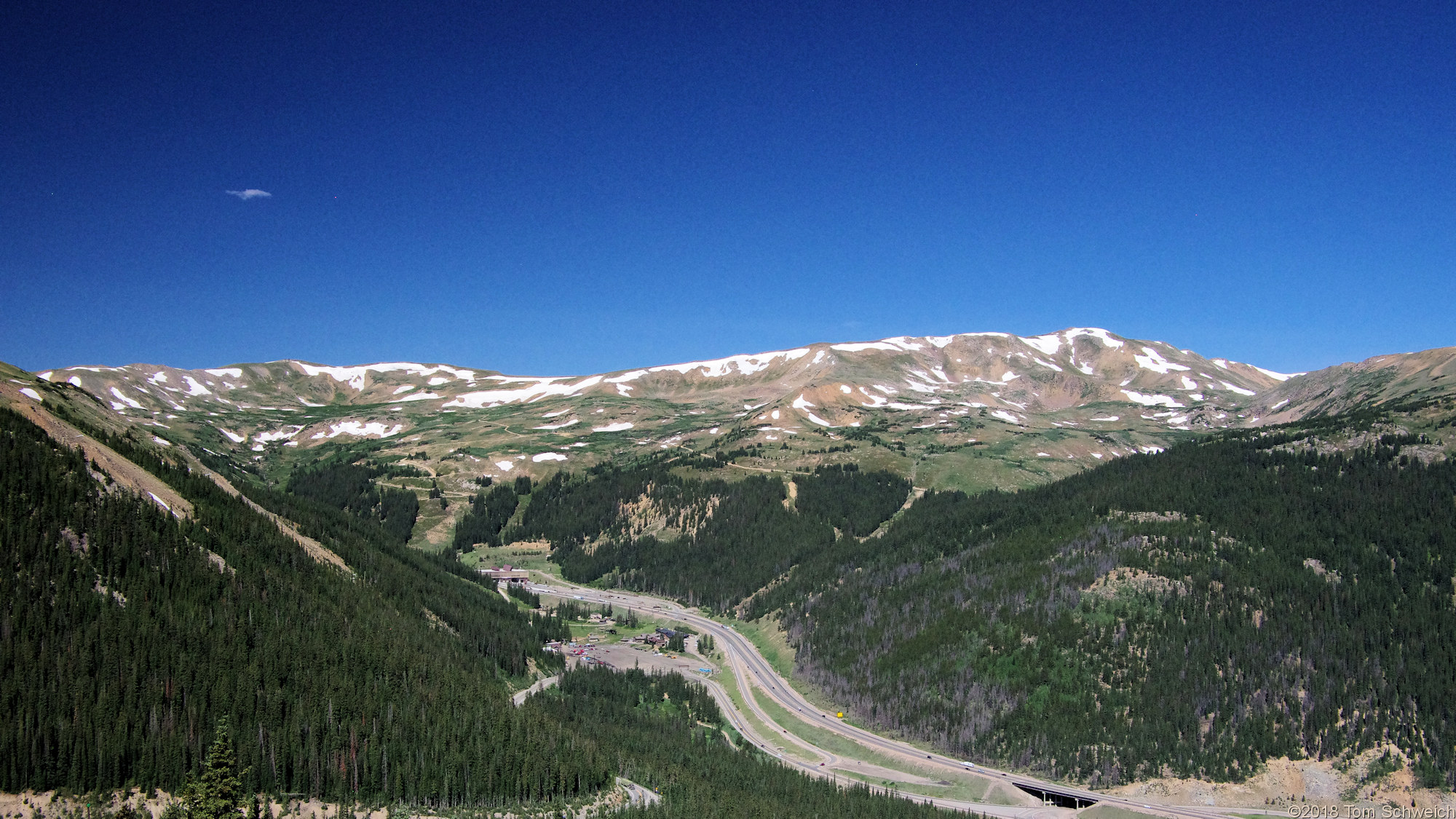 Colorado, Clear Creek County, Loveland Pass