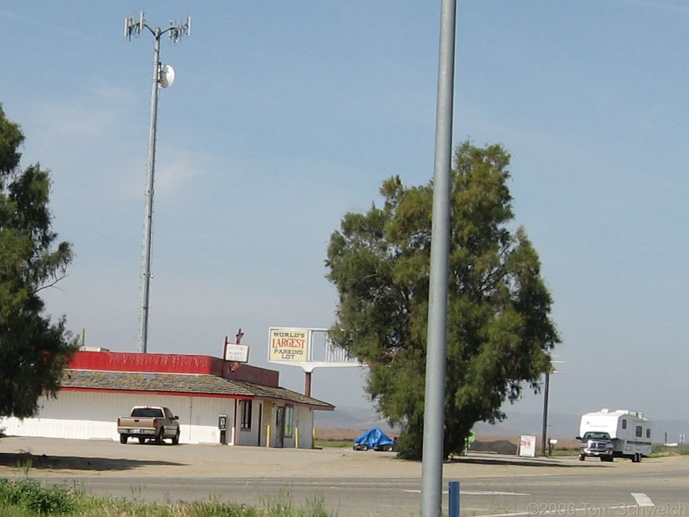 Blackwells Corners, Kern County, California