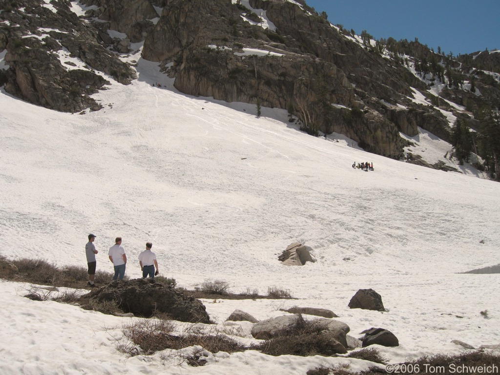 Sonora Pass, Tuolumne County, California