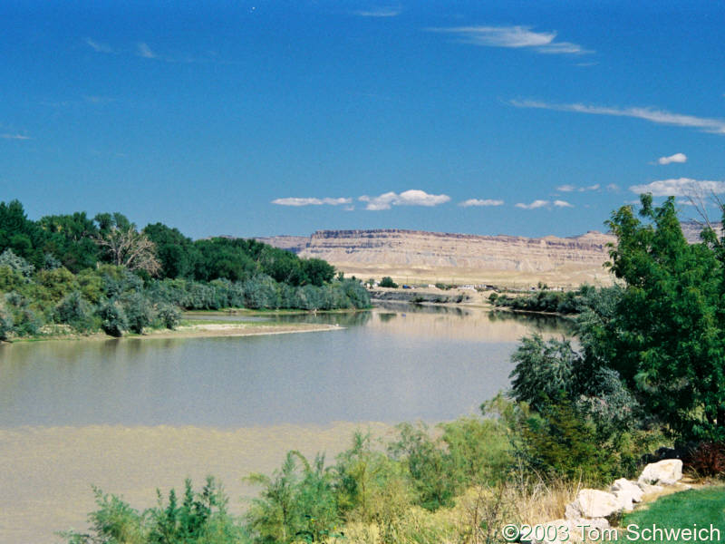 Green River in Green River, UT